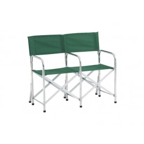 CHAIR,ALUMINUM EXTENSION,2-PLACE UNIT