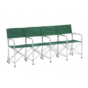 CHAIR,ALUMINUM EXTENSION,4-PLACE UNIT
