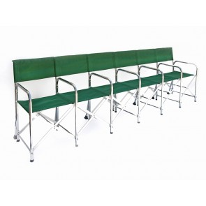 CHAIR,ALUMINUM EXTENSION,6-PLACE UNIT