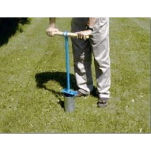 "VASE AUGER, HEAVY DUTY w/33"" HANDLE"