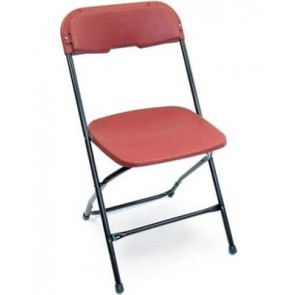 CHAIR, FOLDING/STACKING POLYPROPYLENE