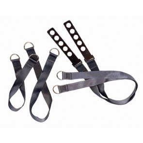 BODY LIFT CASKET STRAPS, PAIR