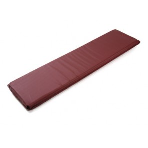 "COT MATTRESS,3"" w/ZIPP.COVER,BURGUNDY"