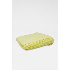 BARRIER GOWN, L/XL - YELLOW 10 p/case