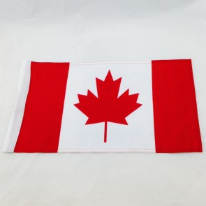 FLAG, BANNER ONLY, CANADA